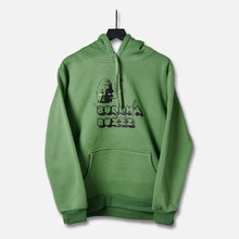 Load image into Gallery viewer, Logo Hoodie-Green