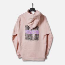 Load image into Gallery viewer, Logo Hoodie-Pink