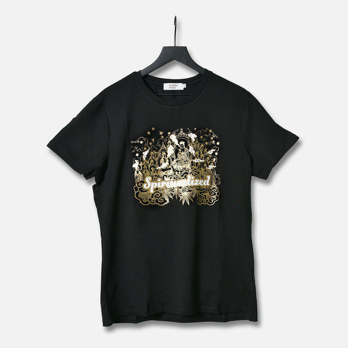 Spiritualized Tee-Black (Women)