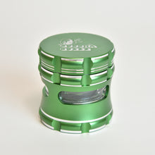 Load image into Gallery viewer, BuddhaBuzzz 2.5 Inch Aluminum Herb Grinder/Crusher - zx20