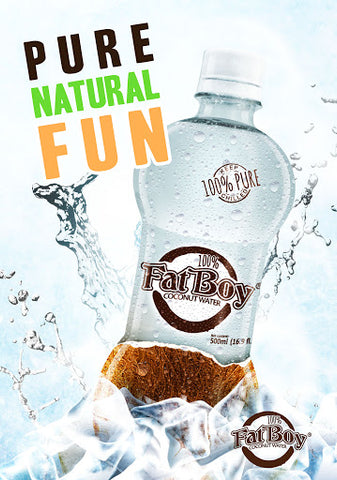 Fat Boy Coconut Water