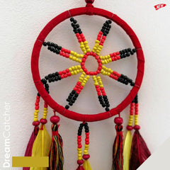 Bohemian Macrame Wall Hanging Dream Catcher - Easternada