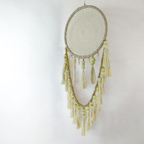 Bohemian Macrame Hanging Dream Catcher Large - Easternada