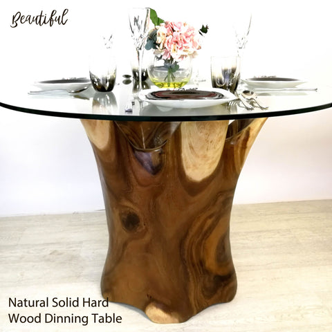 Designer Kitchen Dinning Room Furniture Solid Hardwood Dinning Table