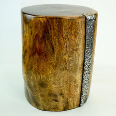Log Tree Stump Table - Easternada