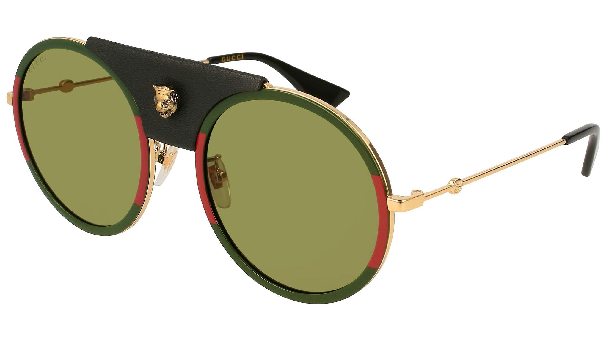 GG0061S multicolor gold and green