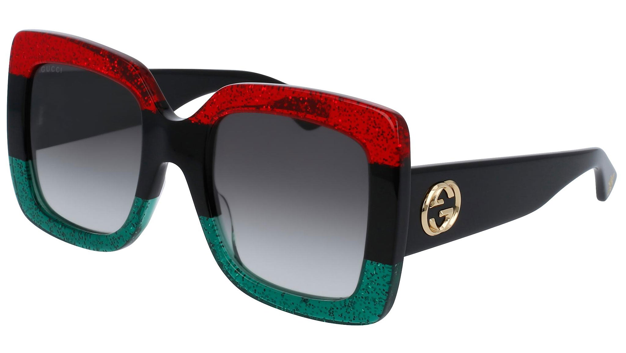 GG0083S green red and shaded grey
