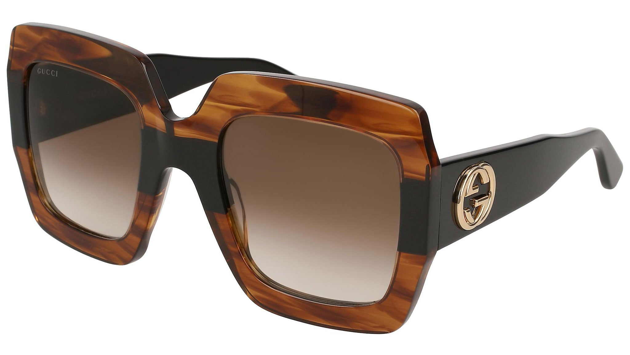 GG0178S black havana and brown