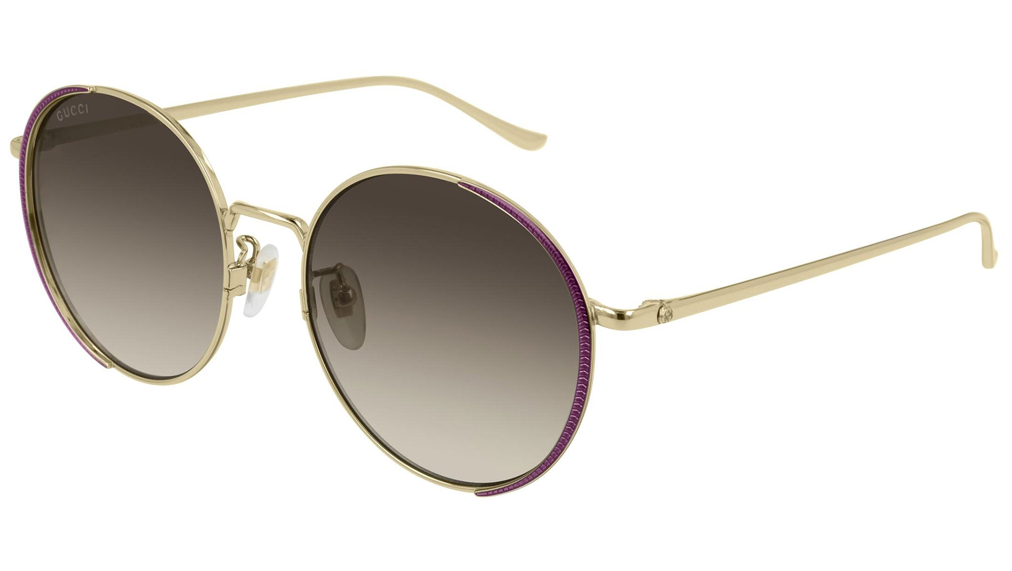 GG0401SK violet gold and brown