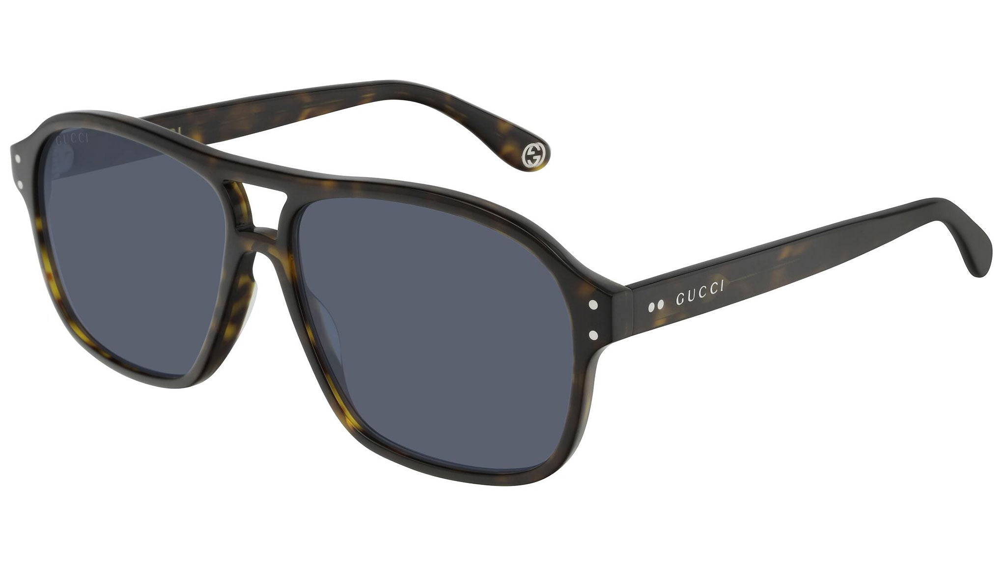 GG0475S dark havana and grey