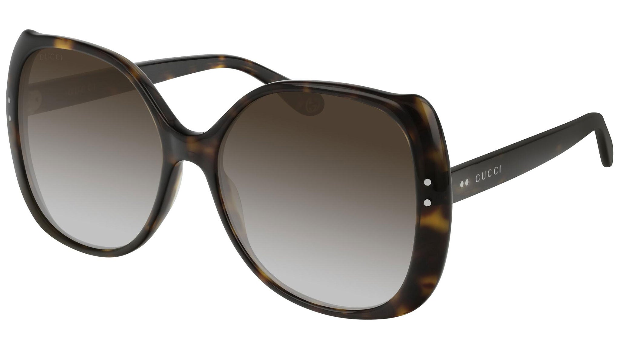 GG0472S dark havana and brown