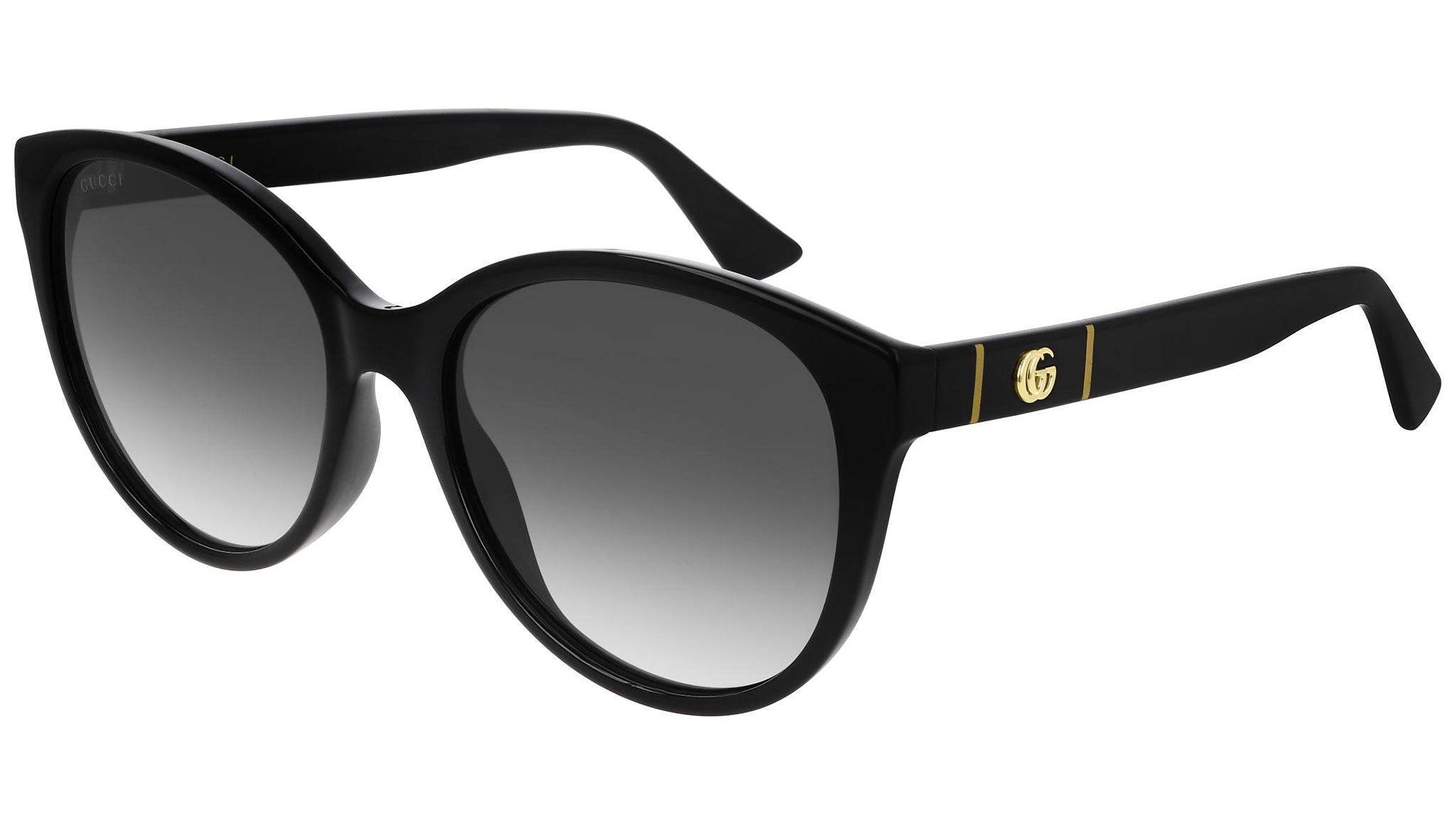GG0631S shiny black and grey