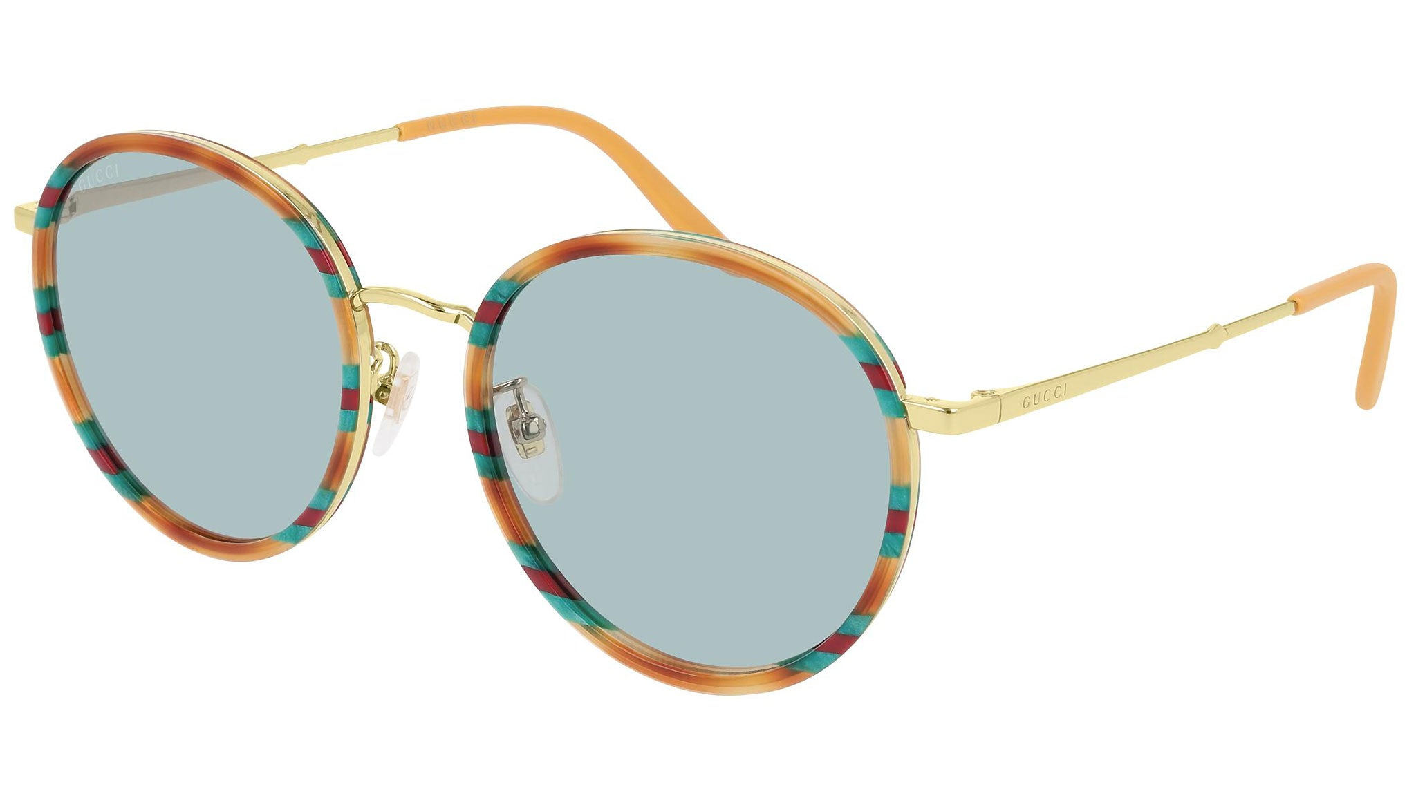 GG0677SK multicolor havana and ice blue