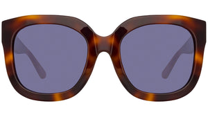 The Attico Zoe in Tortoiseshell