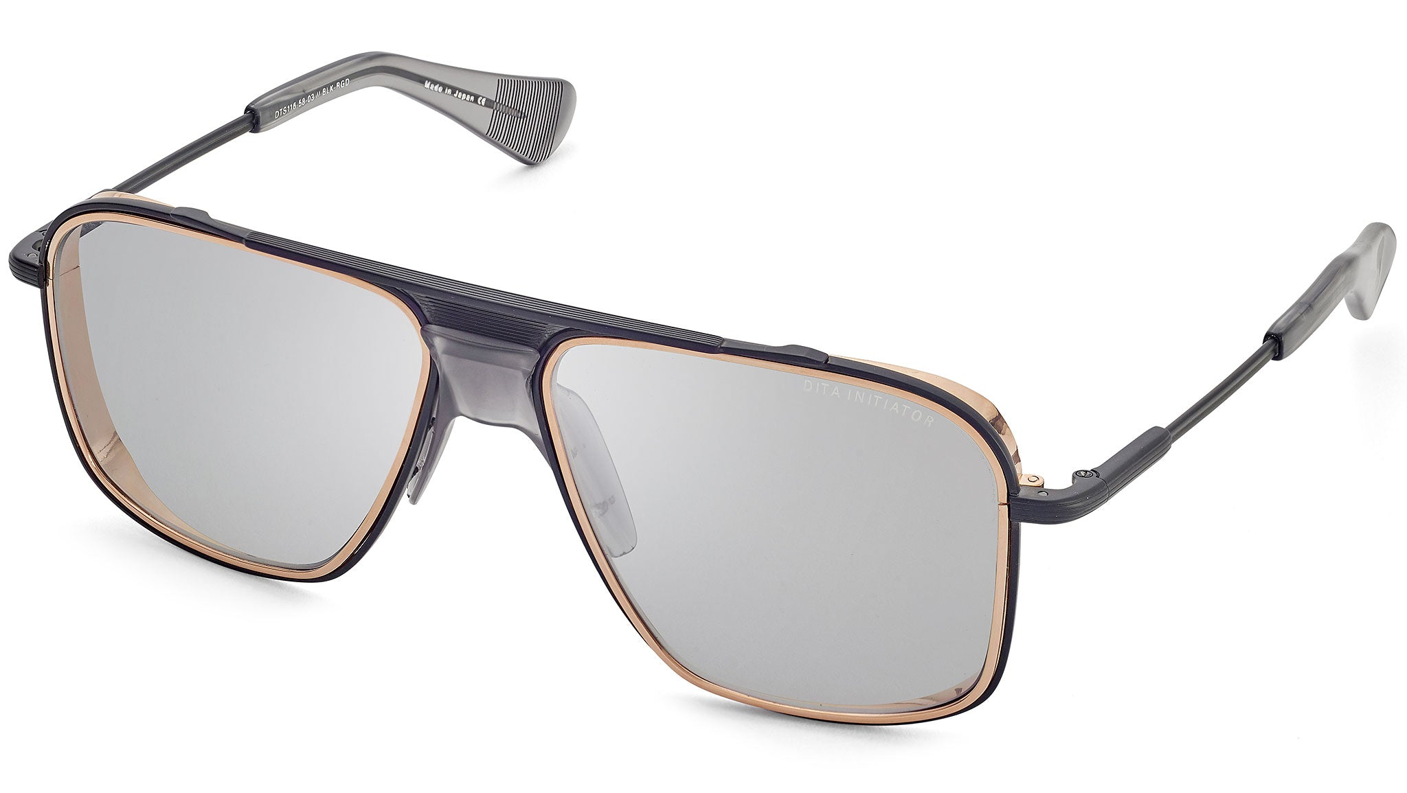 Initiator DTS 116 03 black iron and rose gold