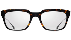 Argand DTX 123 02 dark tortoise and gun metal