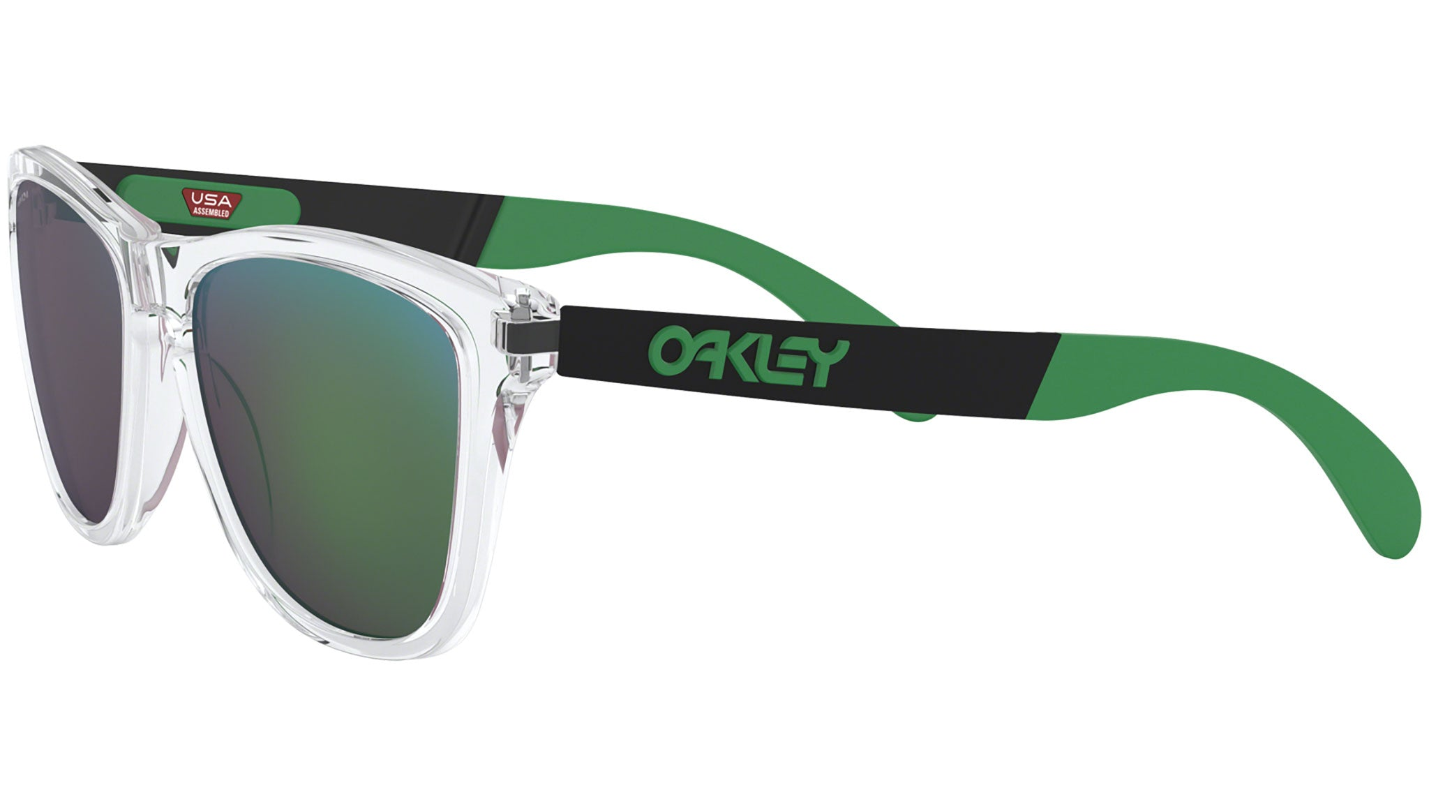 Frogskins Mix OO9428 04 polished clear