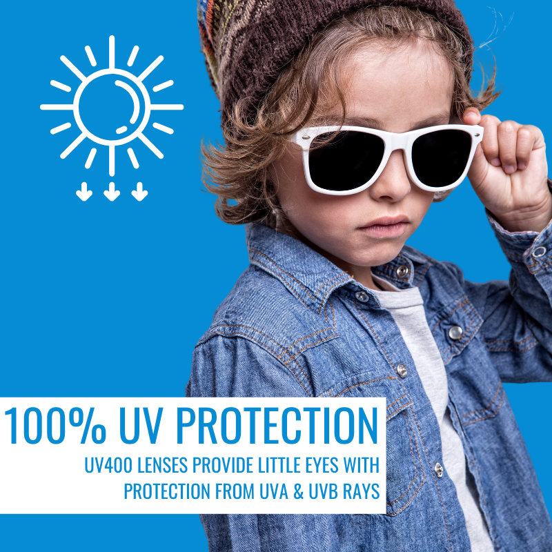 100% UV Protection