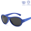 KidzCo MultiFlex Aviator Sunglasses (UV400) - BLUE