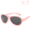 KidzCo MultiFlex Aviator Sunglasses (UV400) - PINK