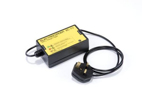 Electrocorder EC-1V Voltage Logger for Industrial and Commercial Appliances
