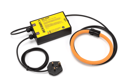 Electrocorder EC-2VA Power Logger and Energy Logger for Industry and Light Commercial