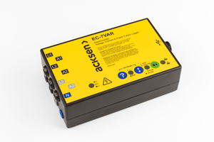 Electrocorder EC-7VAR-RS Three Phase Voltage, Current & Power Factor Data Logger