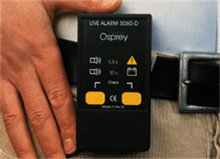 Load image into Gallery viewer, Live Alarm 5060-T Personal Voltage Alarm, Wearable Safety Aid