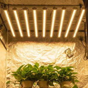 ECO Farm 240W/320W/480W/660W Waterproof Light Strips With Osram Chips Full Spectrum Foldable LED Cresce Luz Envio Grátis