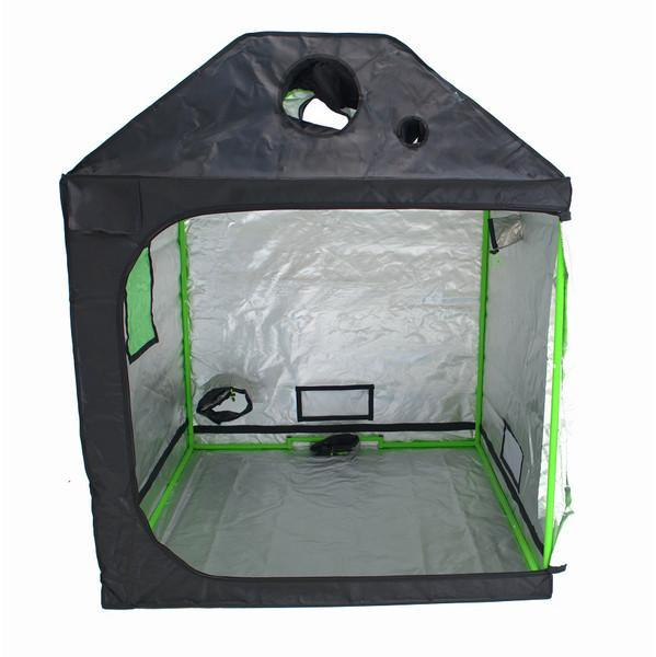 ECO Farm 4*4 FT(48*48*72 inch)Tenda Cultivo-RoofStyle