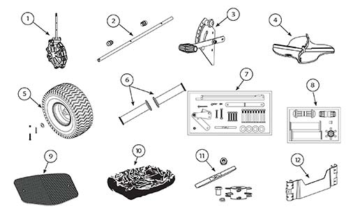 Chapin 82088 Replacement Parts