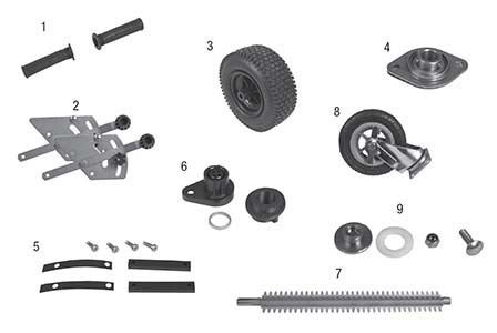 Chapin 8500B Replacement Parts