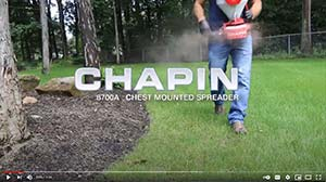 Chapin 8700 Chest Spreader Video