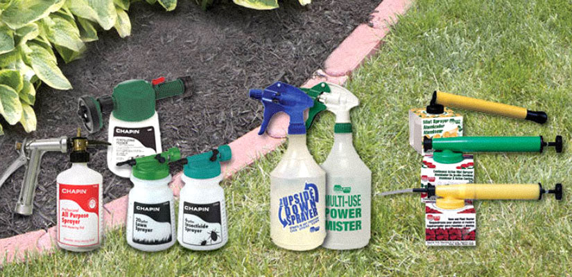 Specialty sprayer lineup
