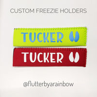 Custom Freezie Holder
