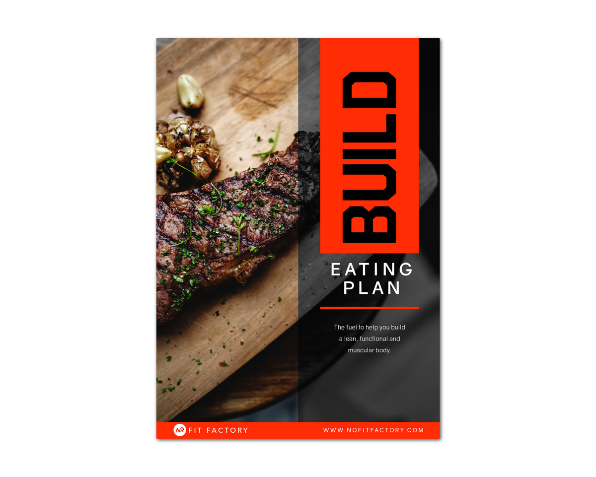 BUILD EATING PLAN
