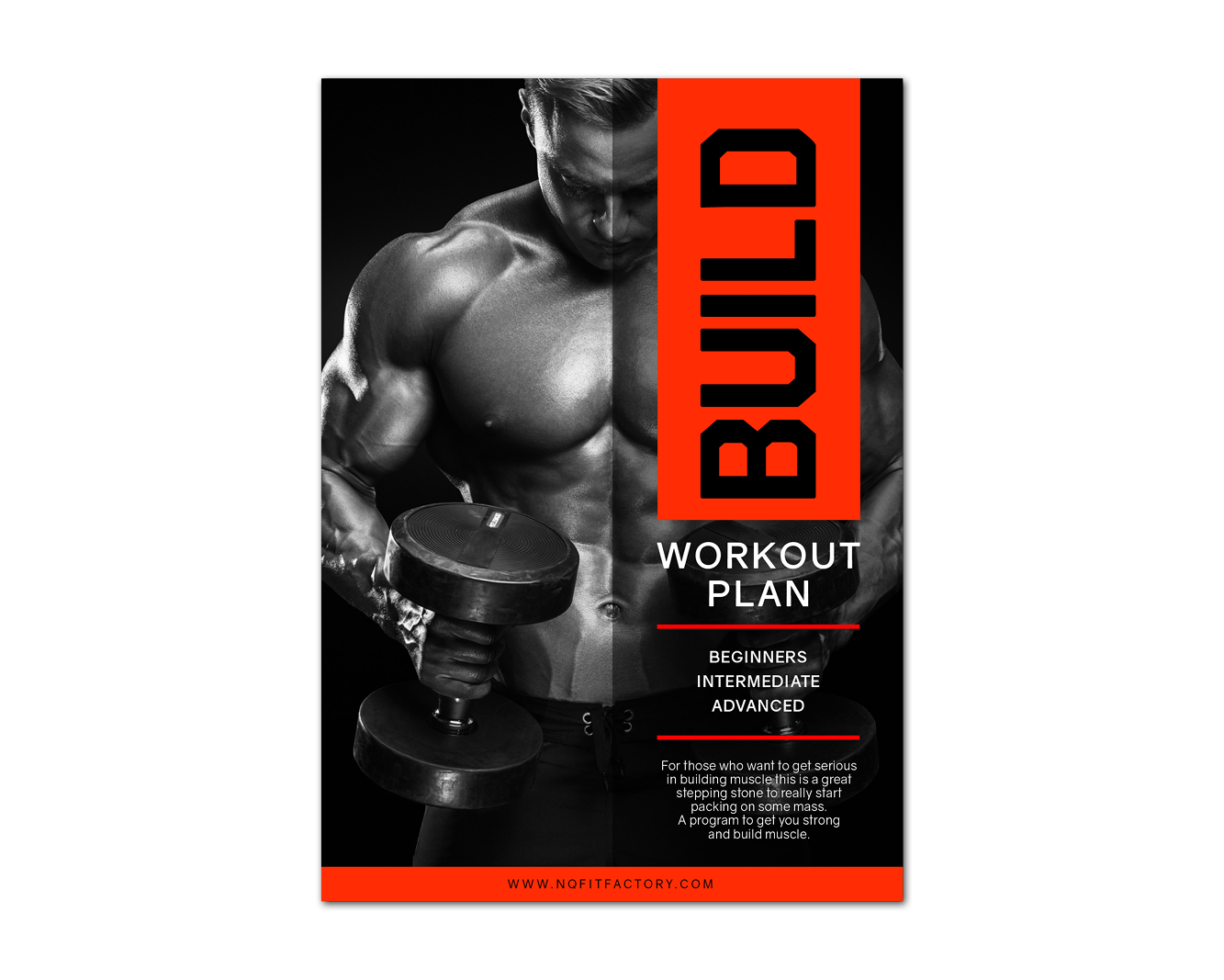 BUILD WORKOUT PLAN