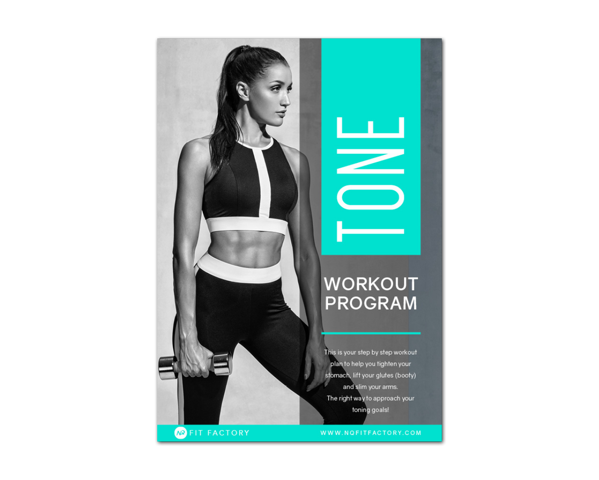 TONE WORKOUT PLAN