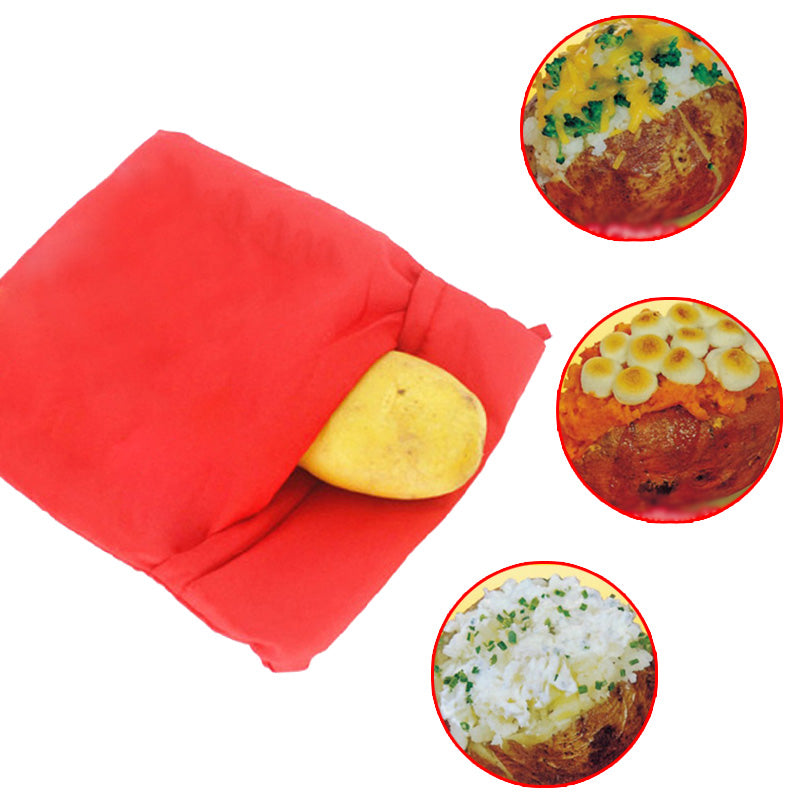 Potatoes Cooking Bag
