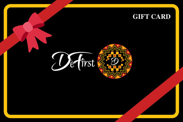 Defirst - Gift Card