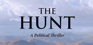 The Hunt Book as a logo