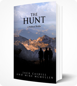 The Hunt Paperback Cover