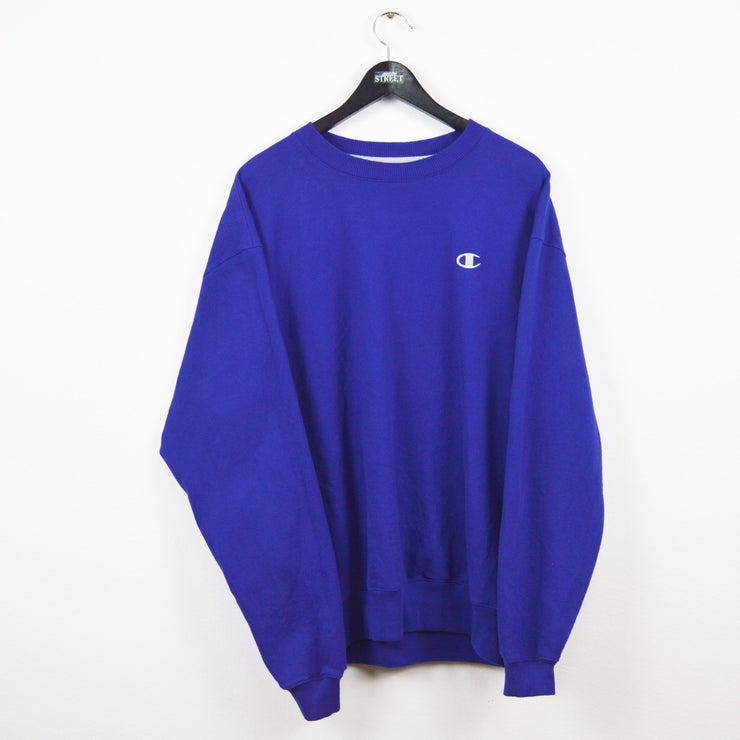 Vintage Champion Sweater L-Greenstreet-Vintage
