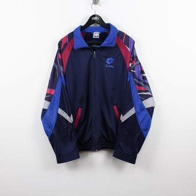 Vintage Lotto Trackjacket XL-Greenstreet-Vintage
