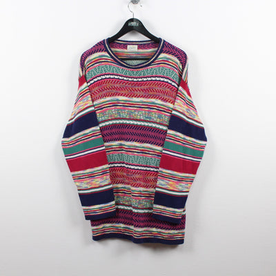 Vintage United Colours Of Benetton Sweater L/XL-Greenstreet-Vintage
