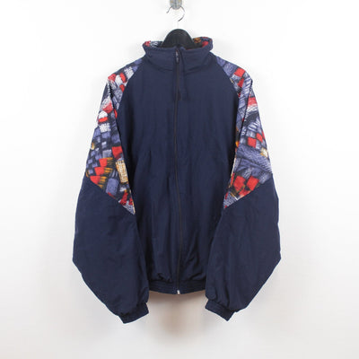 Vintage Artwork Windbreaker XL-Greenstreet-Vintage