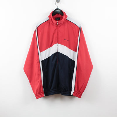 Vintage Champion Trackjacket L-Greenstreet-Vintage