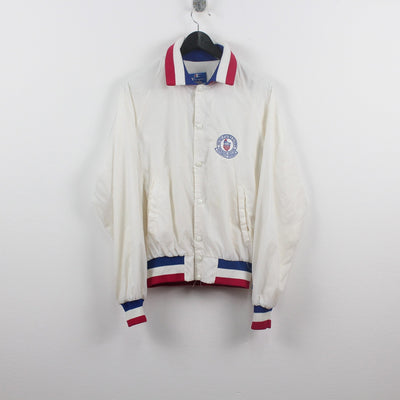 Vintage Champion US Olympic Team Jacke S-Greenstreet-Vintage