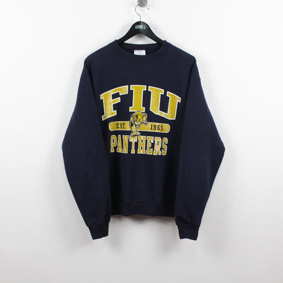 Vintage Champion x FIU Panthers Sweater M-Greenstreet-Vintage
