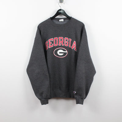 Vintage Champion x Georgia Sweater L-Greenstreet-Vintage